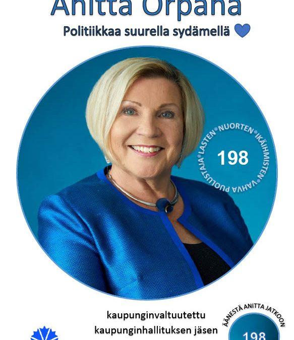 Vaaliesite kuntavaalit 21